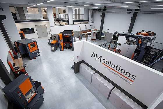 Technologiezentrum AM Solutions
